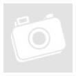 Faszenes BBQ grill és smoker, kerti fém grillkocsi hőmérővel 93x30x102 cm