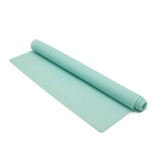 Szilikon gyúró-nyújtólap 58,5 x 39 cm kék